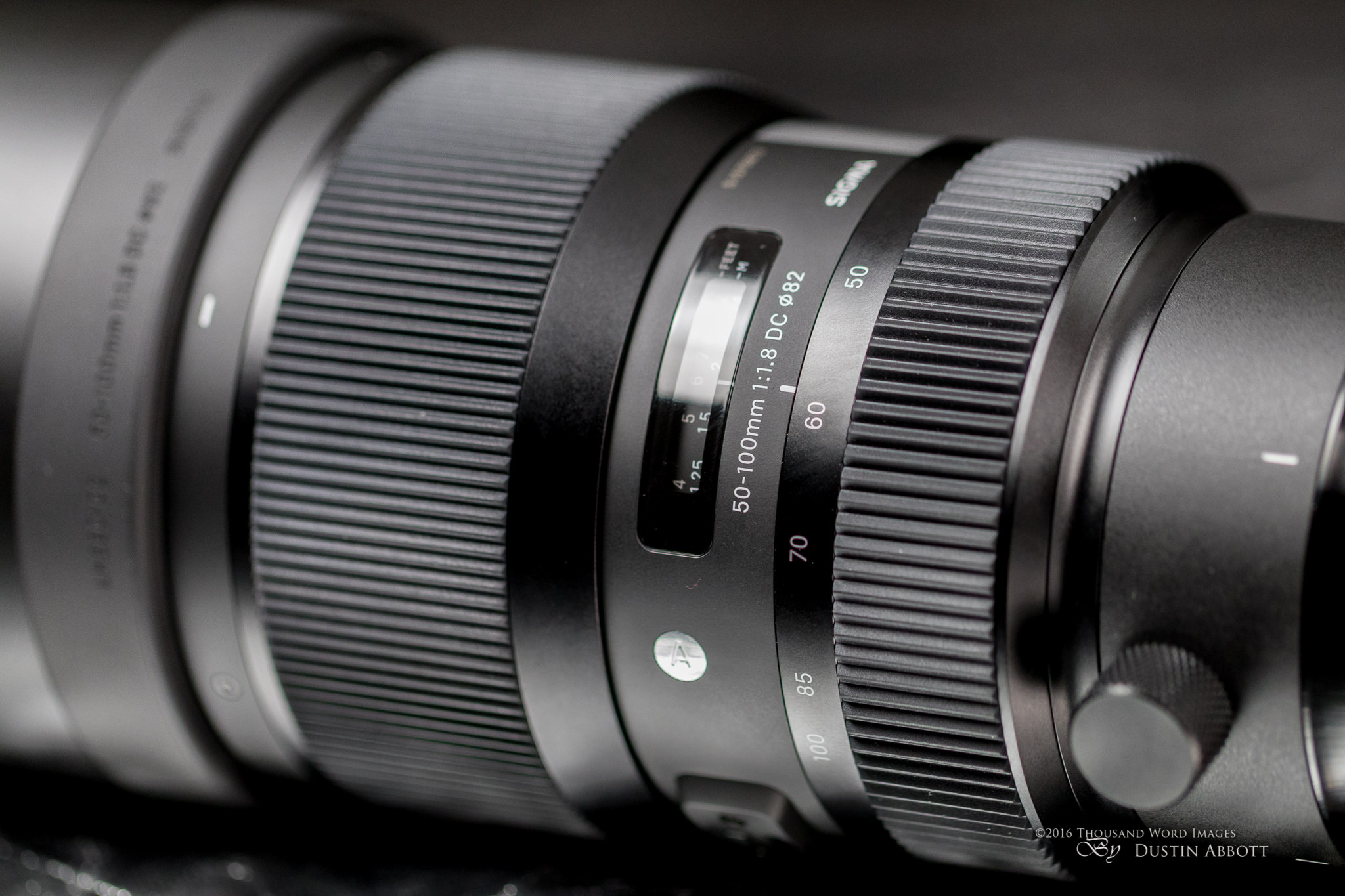 Sigma 50-100mm ART-6