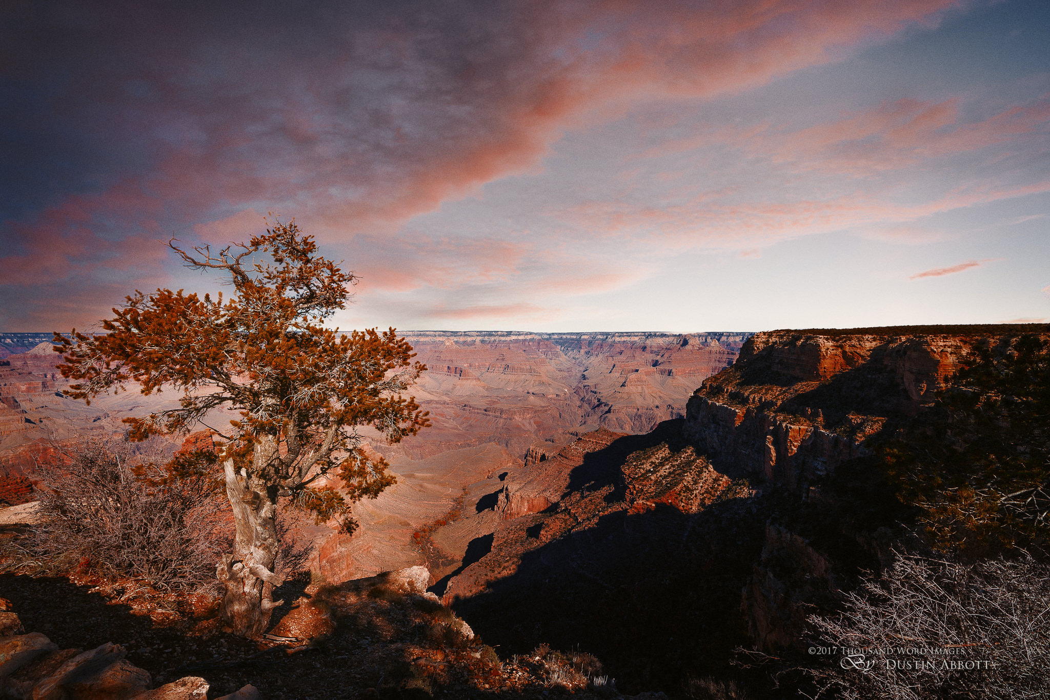 Grand Canyon in Technicolor