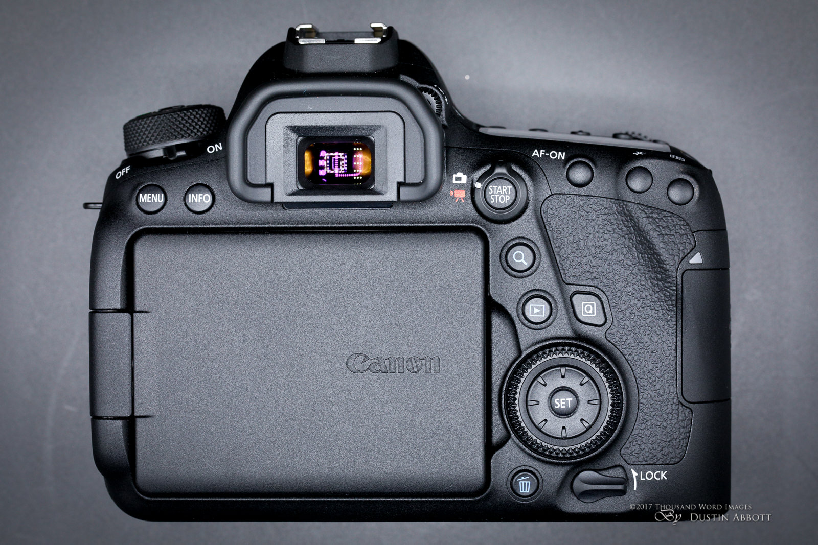 Canon EOS 6D Mark II Review - DustinAbbott net