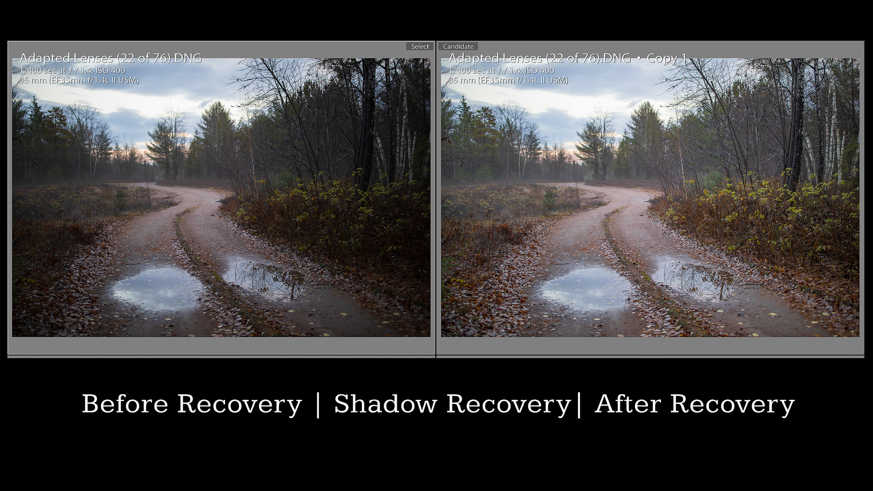 38 Shadow Recovery