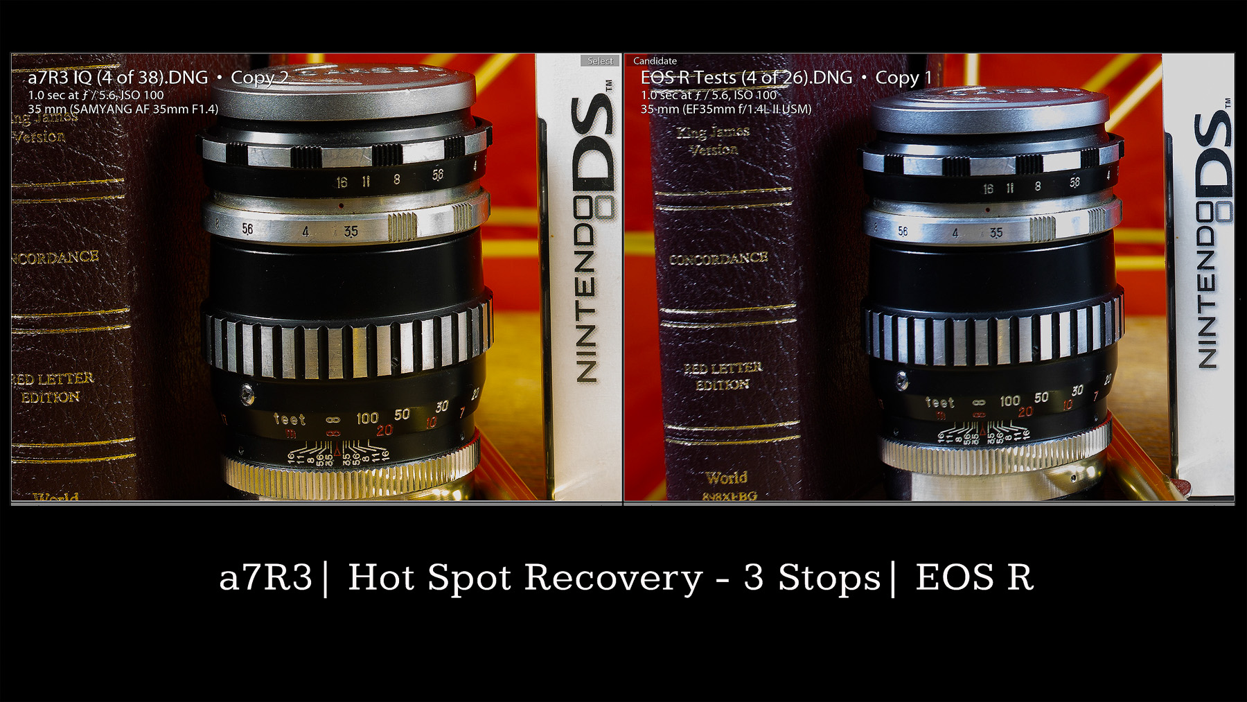 39 Hot Spot Recovery