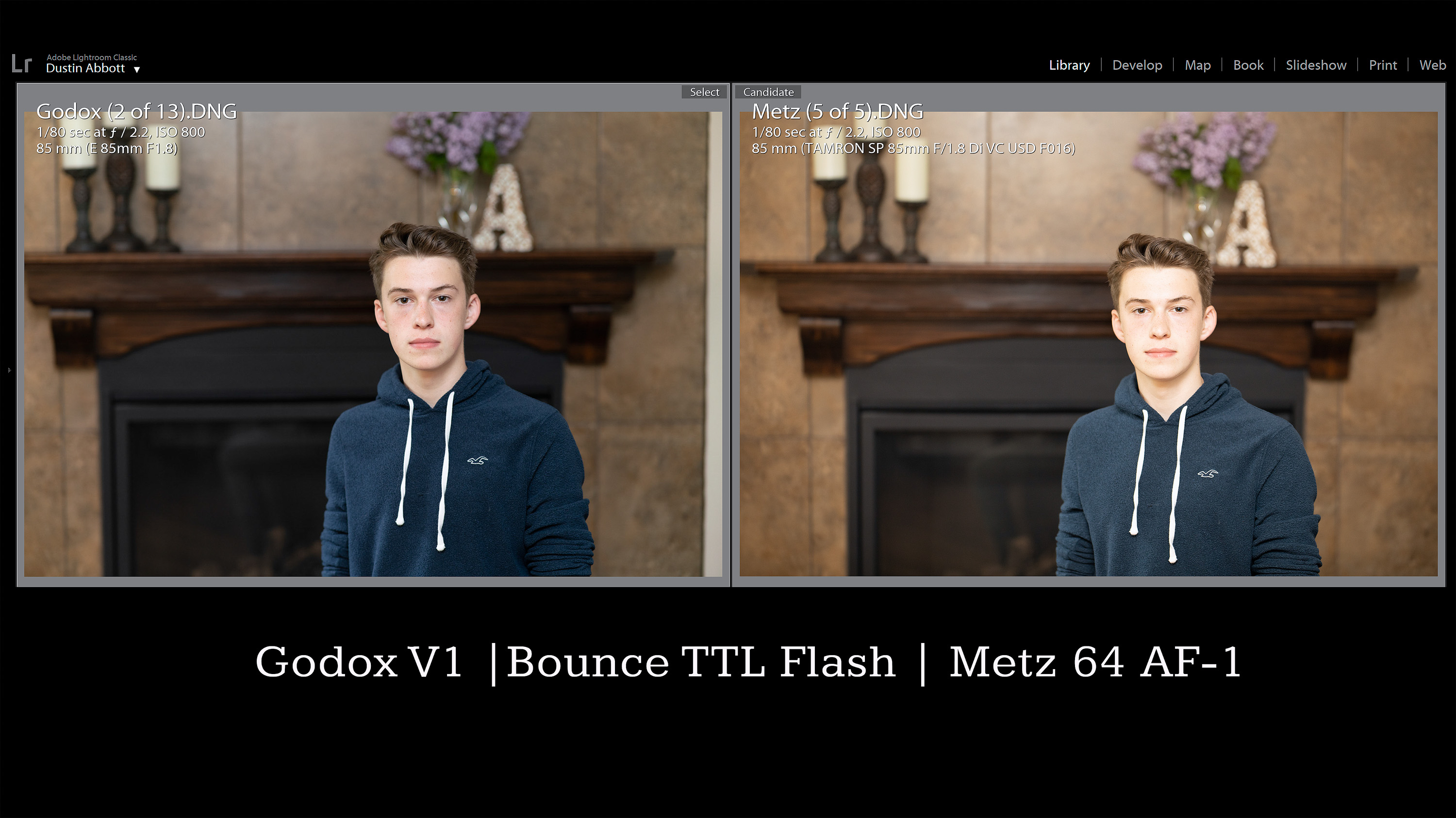 Bounce-Flash