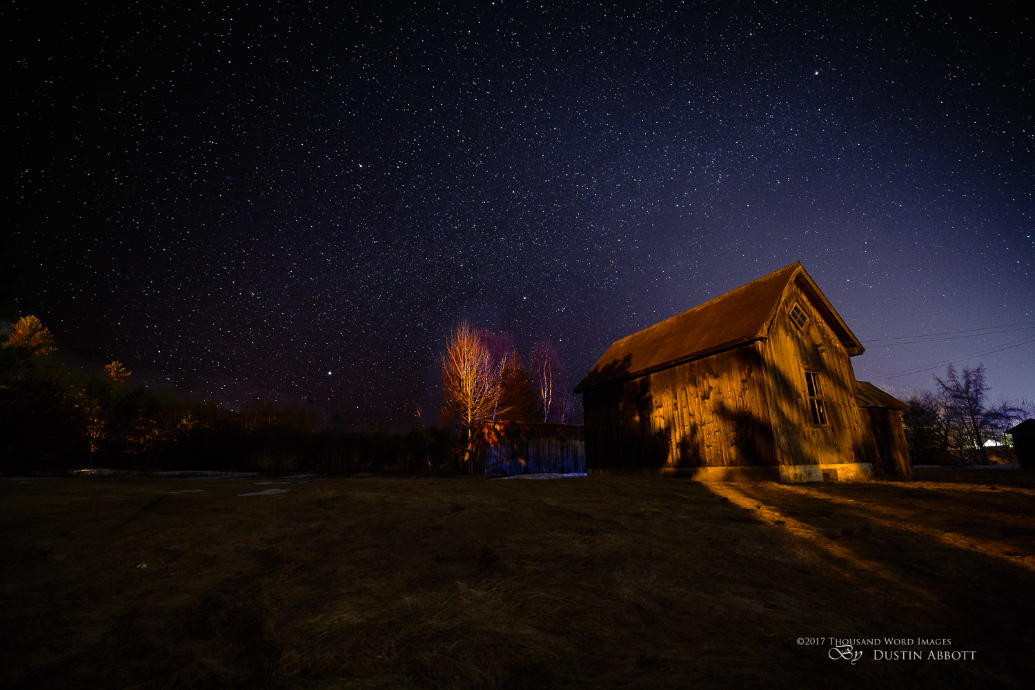 Shoot for the Stars (Rokinon SP 14mm f/2.4)