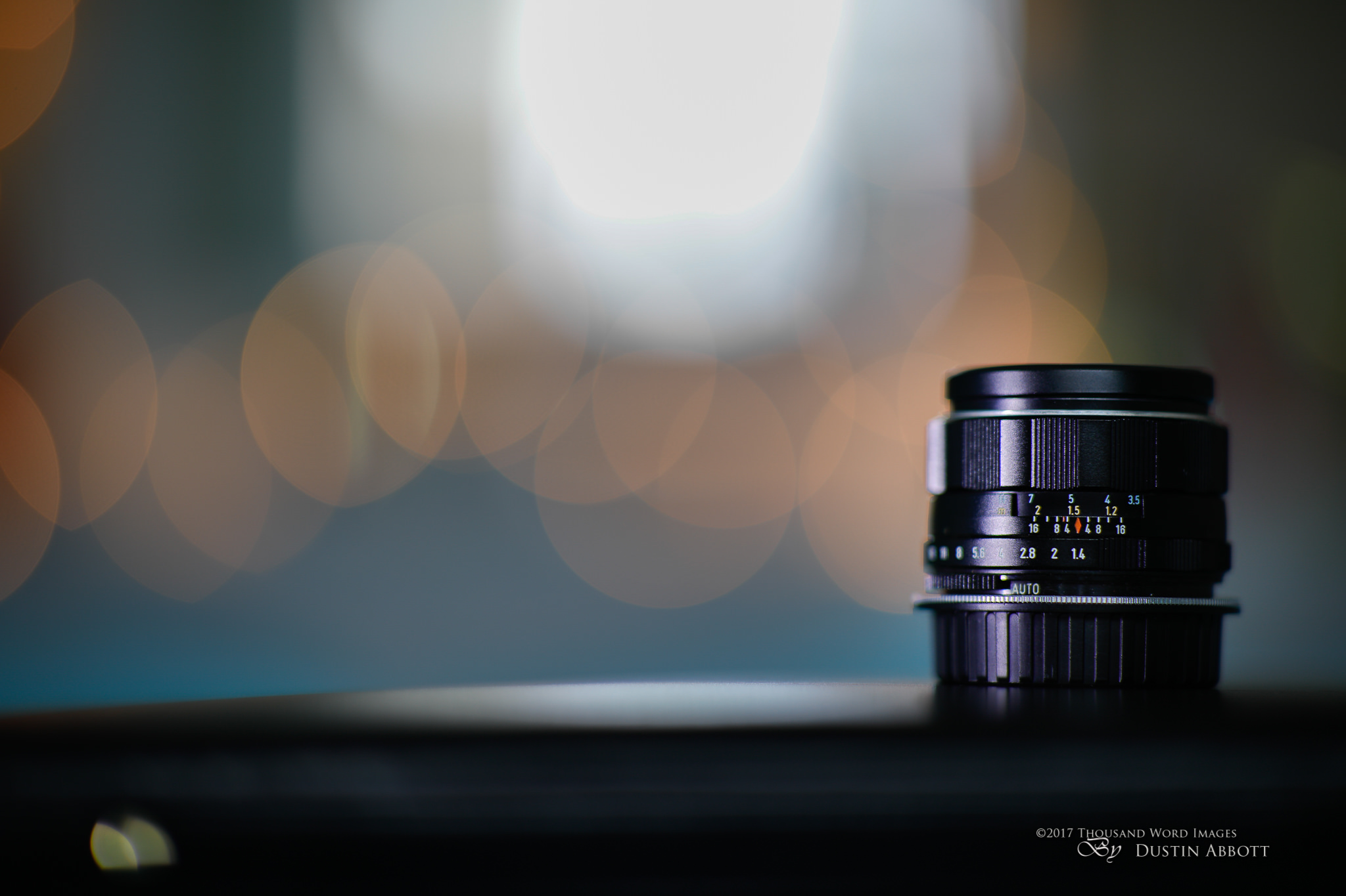 Big Soft Bokeh