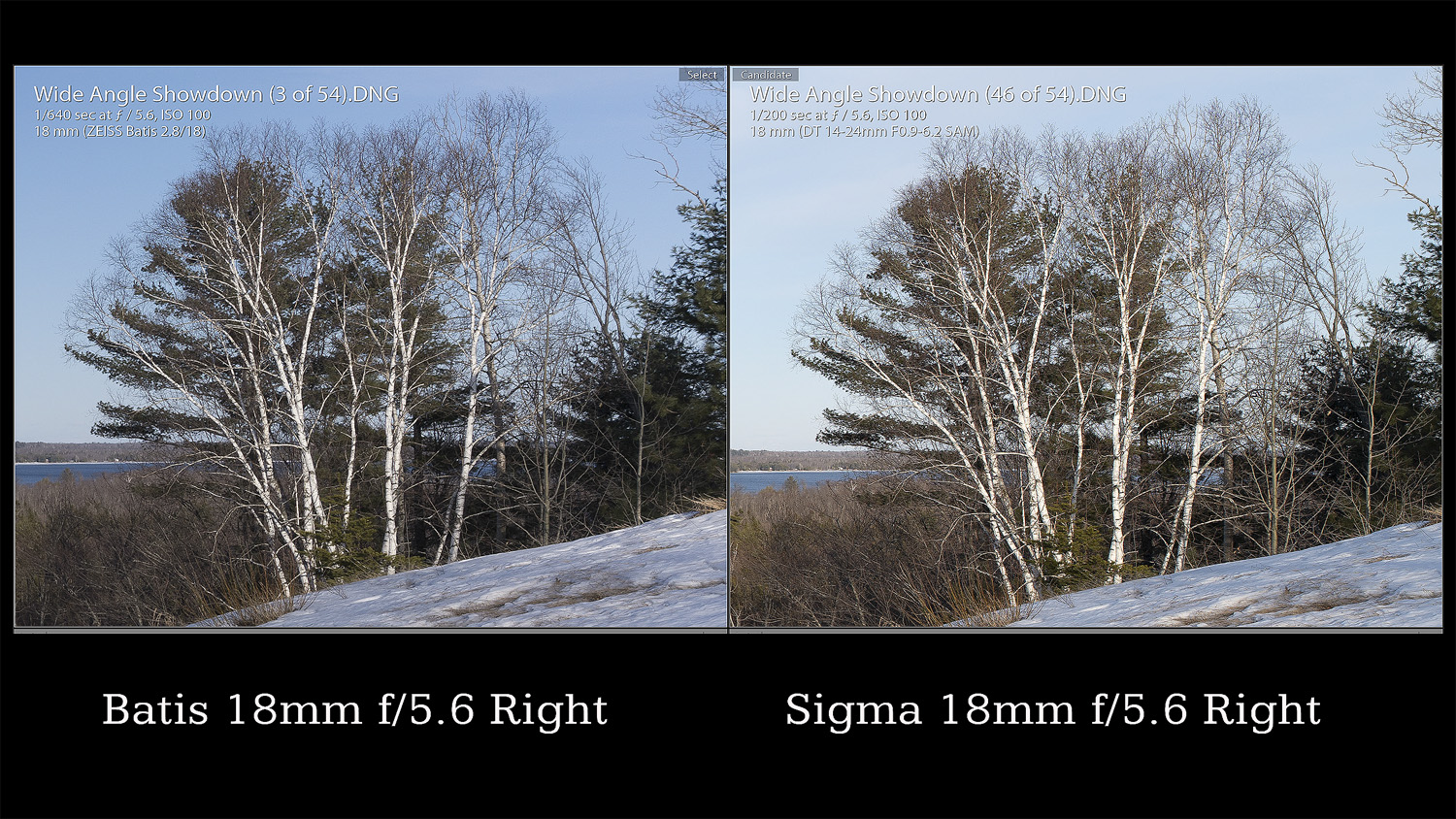 Zeiss Comparo F56 Right