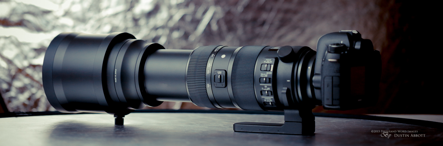 Sigma 150-600mm ...F 150 2015 Review