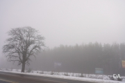 Fog and Snow