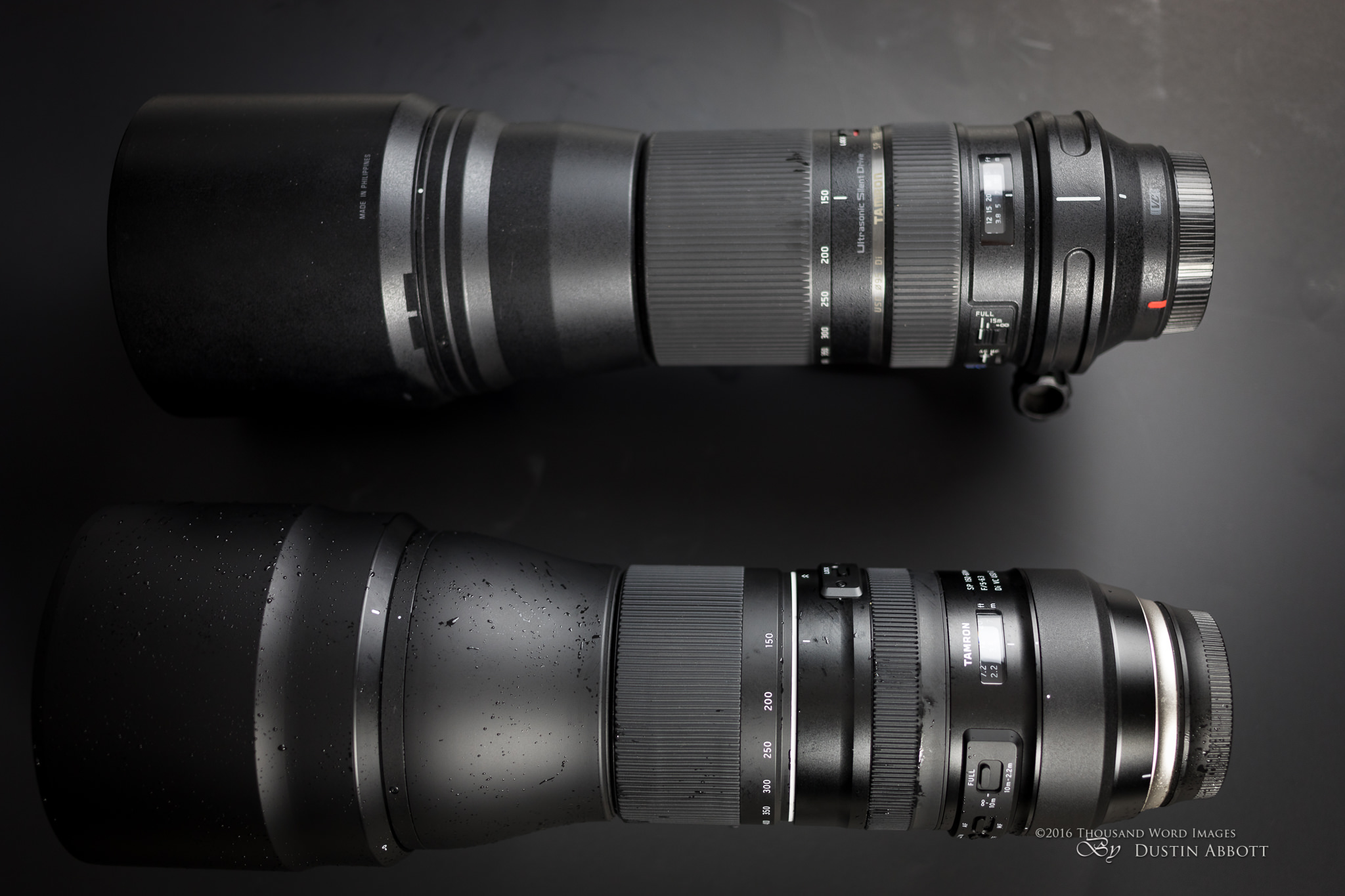 Tamron SP 150-600mm f/5-6 3 Di VC USD G2 Review