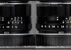 Tamron vs Canon 560mm M Center