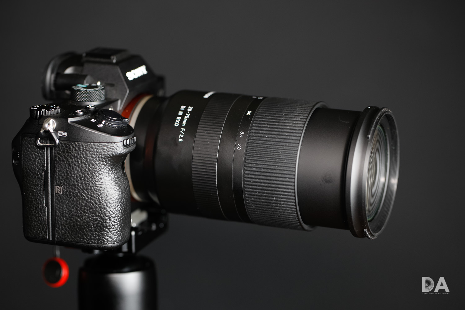 Tamron 28 75mm F Rxd A036 Review Camera Lens Parts Diagram Nikon Related Keywords The Manual Focus Ring Is Much Slimmer And Closer To Mount Like All Mirrorless Autofocusing Lenses Action A By Wire
