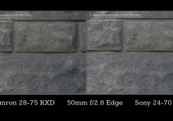 50mm Edge Comparison
