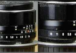 Tamron v Canon 100 Center