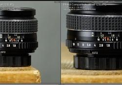 Tamron v Canon 135 right