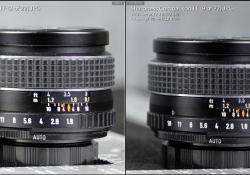 Vs Canon f28 Right