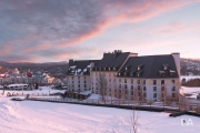 A Visit to the Fairmont Tremblant