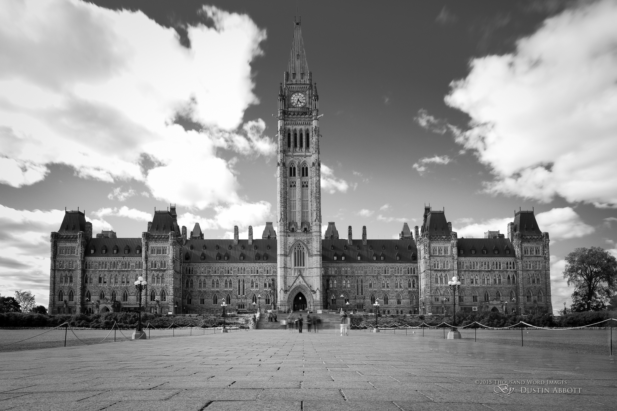 The Ghosts of Parliament Hill