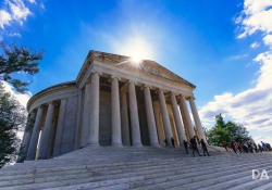 Jefferson's Temple