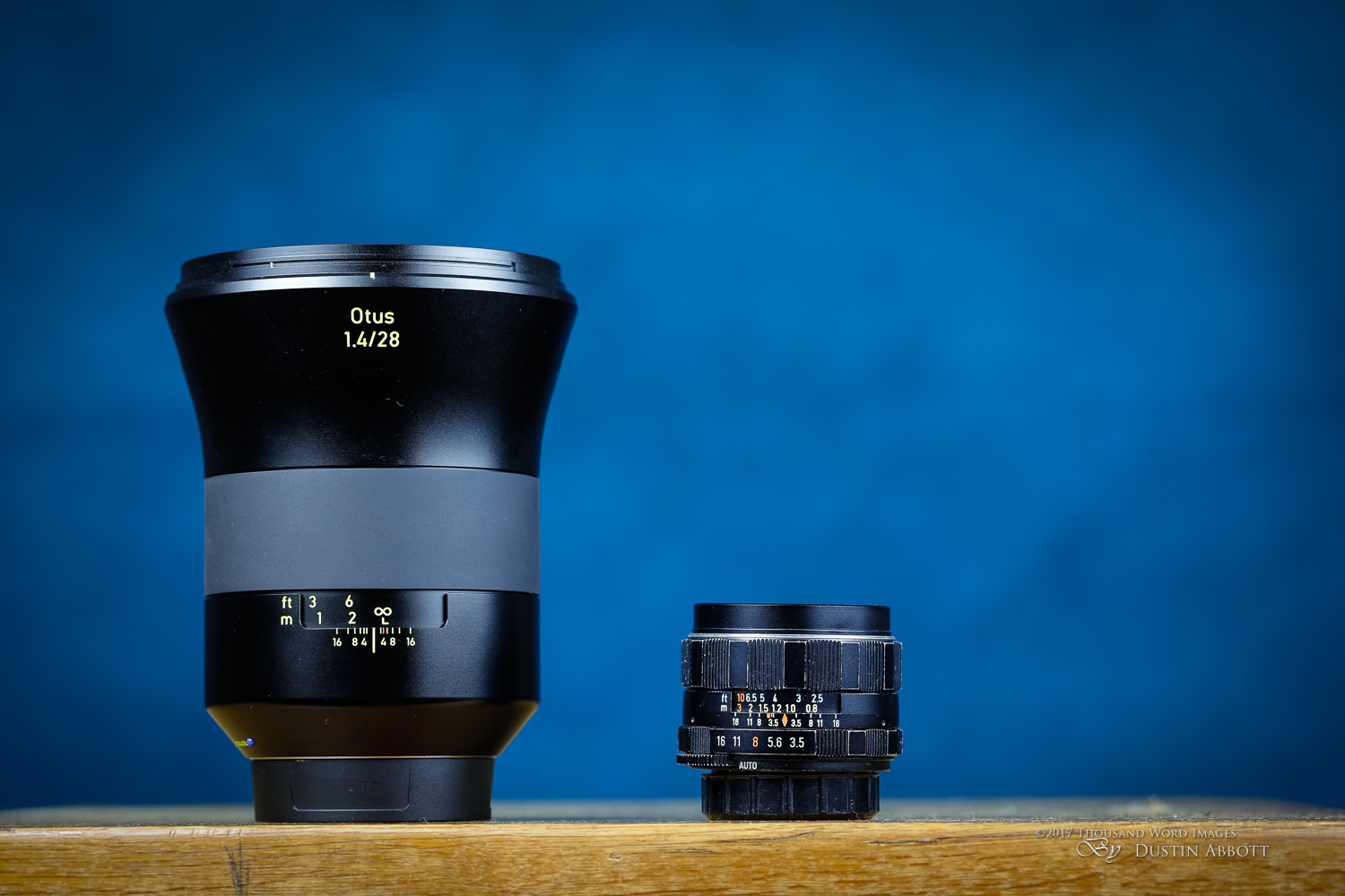 Zeiss Otus 28mm-12