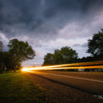"© 2016 Thousand Word Images by Dustin Abbott  I saw a really imposing storm cloud system heading over the road near my home and debated how to capture it in a visually interesting way.  I finally settled on using a tripod and shooting a long exposure.  The approaching cars provided both illumination for the road surface along with a vsitually arresting foreground element to compliment the brooding sky.  I really liked the end result I got here - and this shot is my first share from the just announced Zeiss Milvus Distagon T* 18mm f/2.8 lens.  I've previewed it here:  http://bit.ly/2cofpZh and have an image gallery from it going here:  http://bit.ly/2csoGhc  My final review will come in a couple of weeks.  Technical Information:  Canon EOS 6D + Zeiss Milvus Distagon T* 18mm f/2.8, Processed in Adobe Lightroom CC, Photoshop CC, and Alien Skin Exposure X  (use code ""dustinabbott"" to get 10% off)   Want to know more about me or make contact?  Take a look at my website and find a lot of ways to connect"